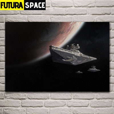SPACE POSTER - Star Destroyer - 1704