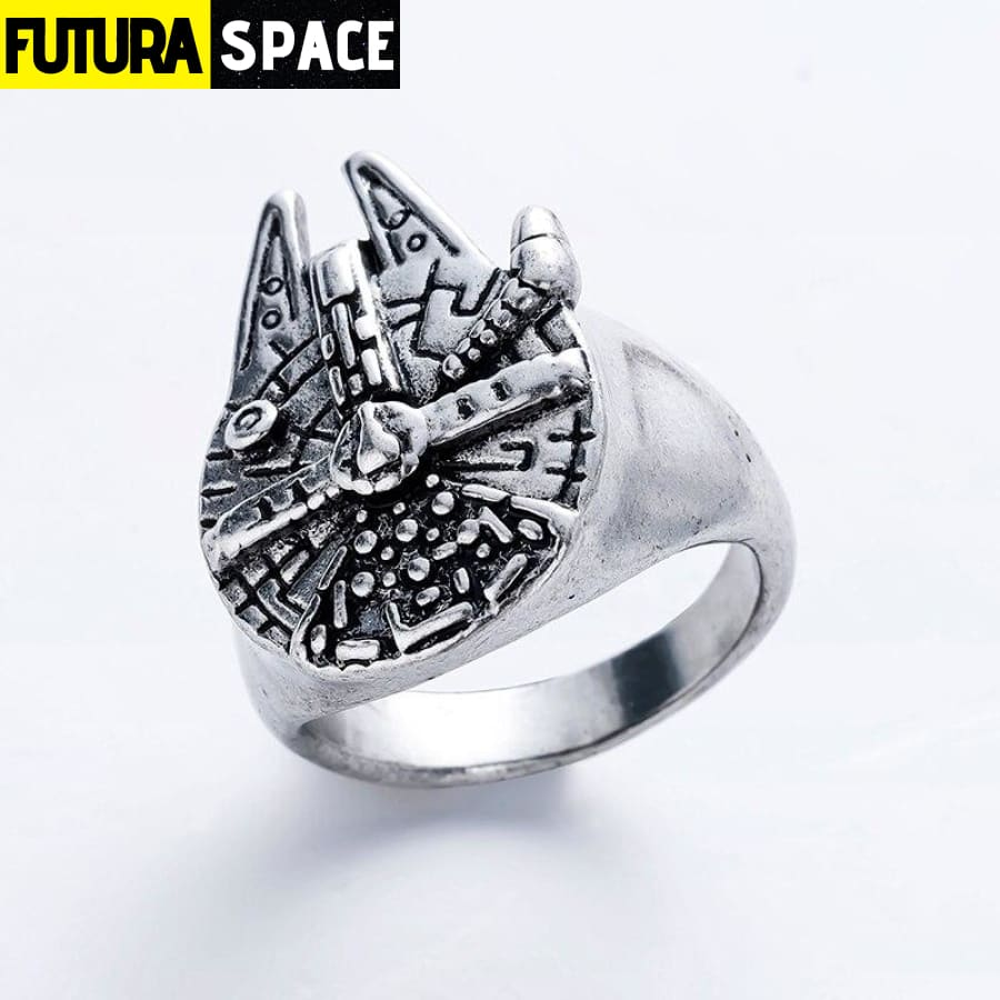 SPACE RING - AIRSHIP - 100007323