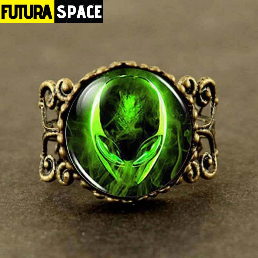 SPACE RING - ALIEN UNIVERSE - 100007323