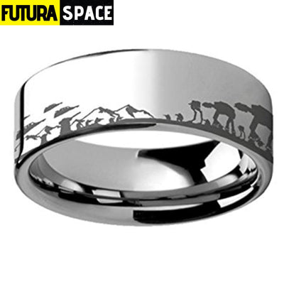 SPACE RING - BATTLE OF THE HOTH - 100007323