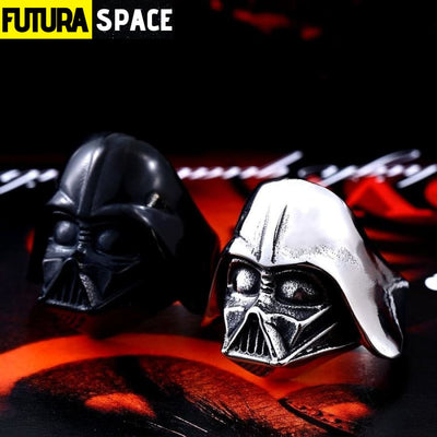 SPACE RING - DARTH VADER MASK - 100007323