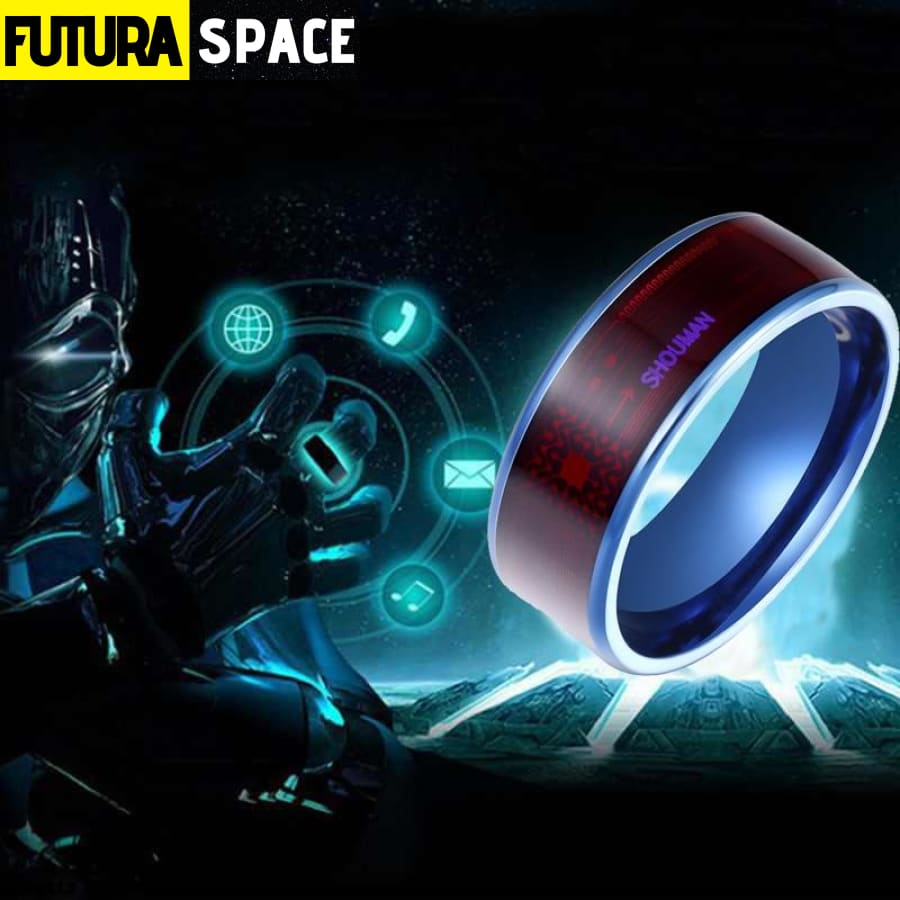 SPACE RING - FUTURA