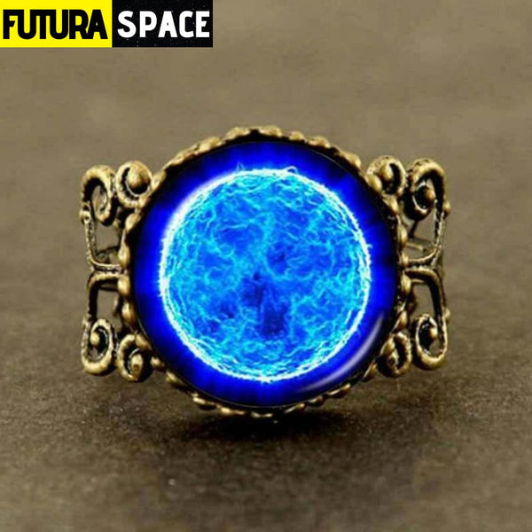 SPACE RING - GALAXY PLANETS - 100007323