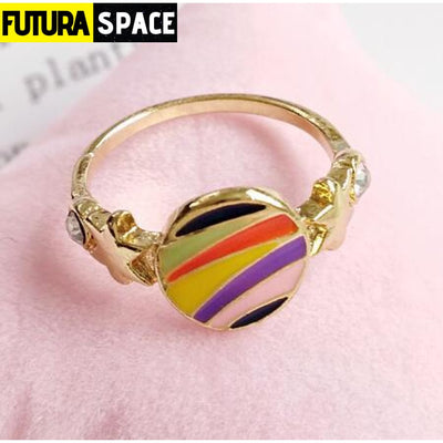 SPACE RING - GIRLY - colour Planet - 100007323