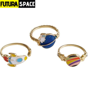 SPACE RING - GIRLY - 100007323