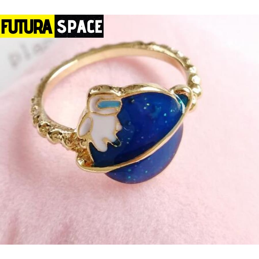 SPACE RING - GIRLY - Astronaut - 100007323