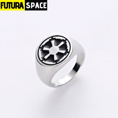 SPACE RING - IMPERIAL SYMBOL - 100007323