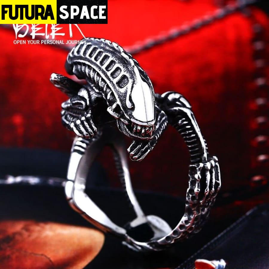 SPACE RING - PREDATOR ALIEN - 100007323