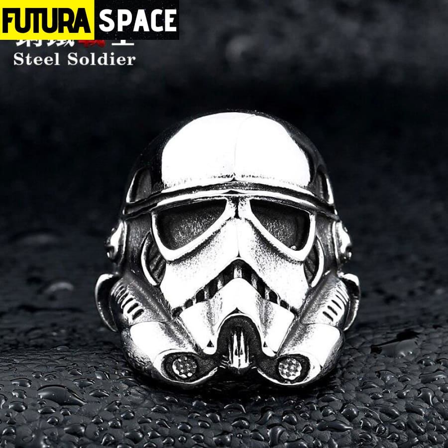 SPACE RING - STORMTROOPER - 100007323