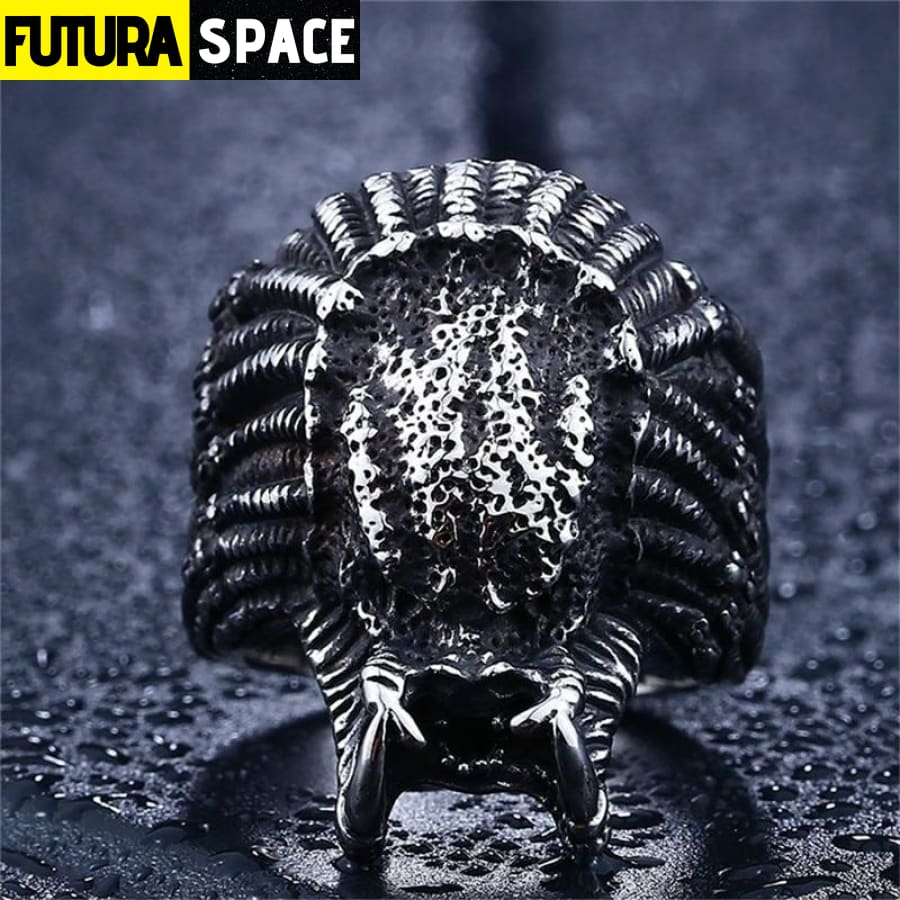 SPACE RING - VINTAGE PREDATOR - 100007323