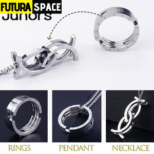 SPACE RING - WAVE - 100007323