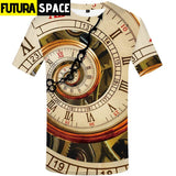 SPACE SHIRT - ALIENS PHASE - 200000783