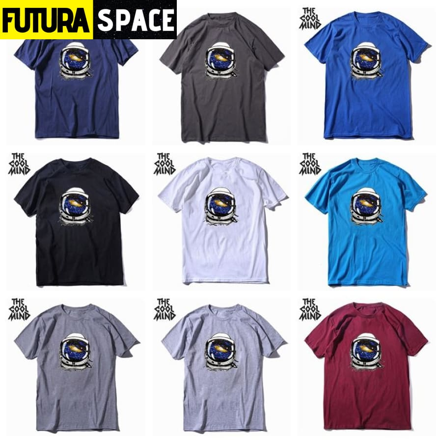 SPACE SHIRT - ASTRONAUT VIEW