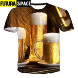 SPACE SHIRT - BEER - 200000783