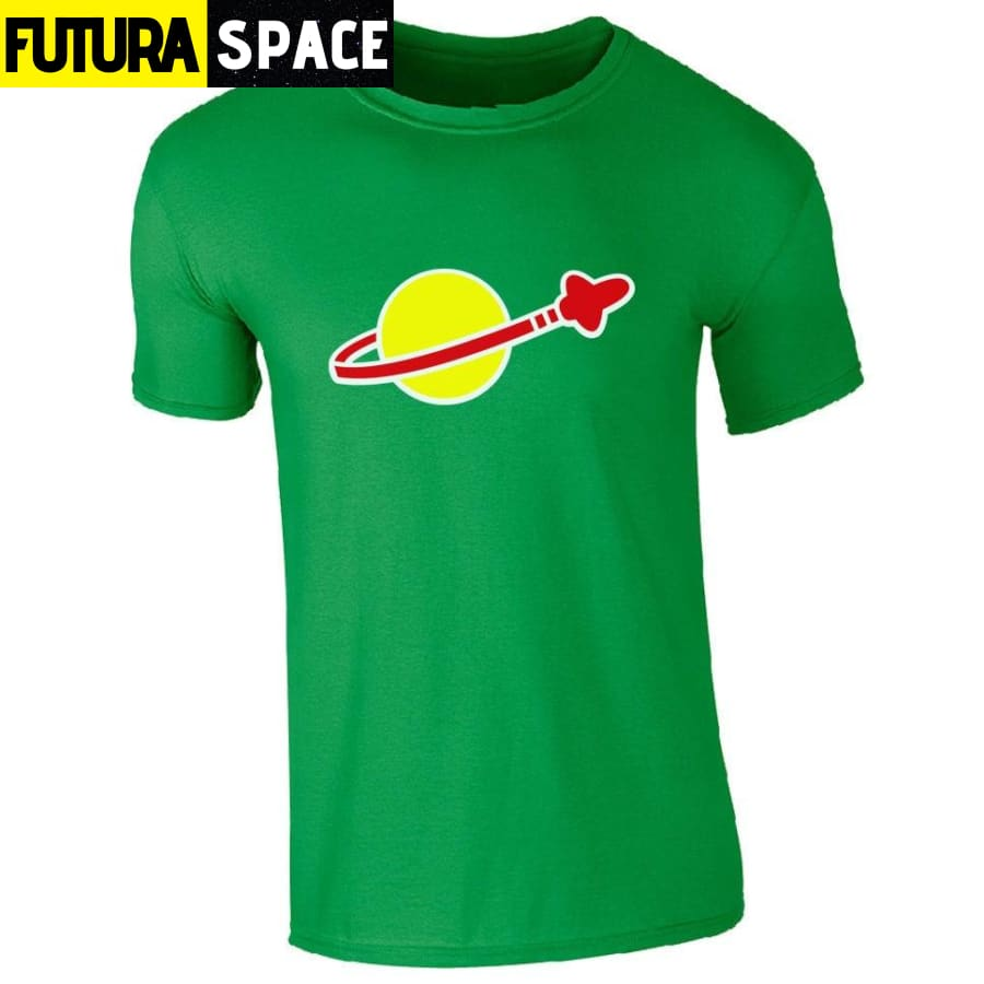 SPACE SHIRT - LEGO CLASSIC - GREEN / S - 200000783