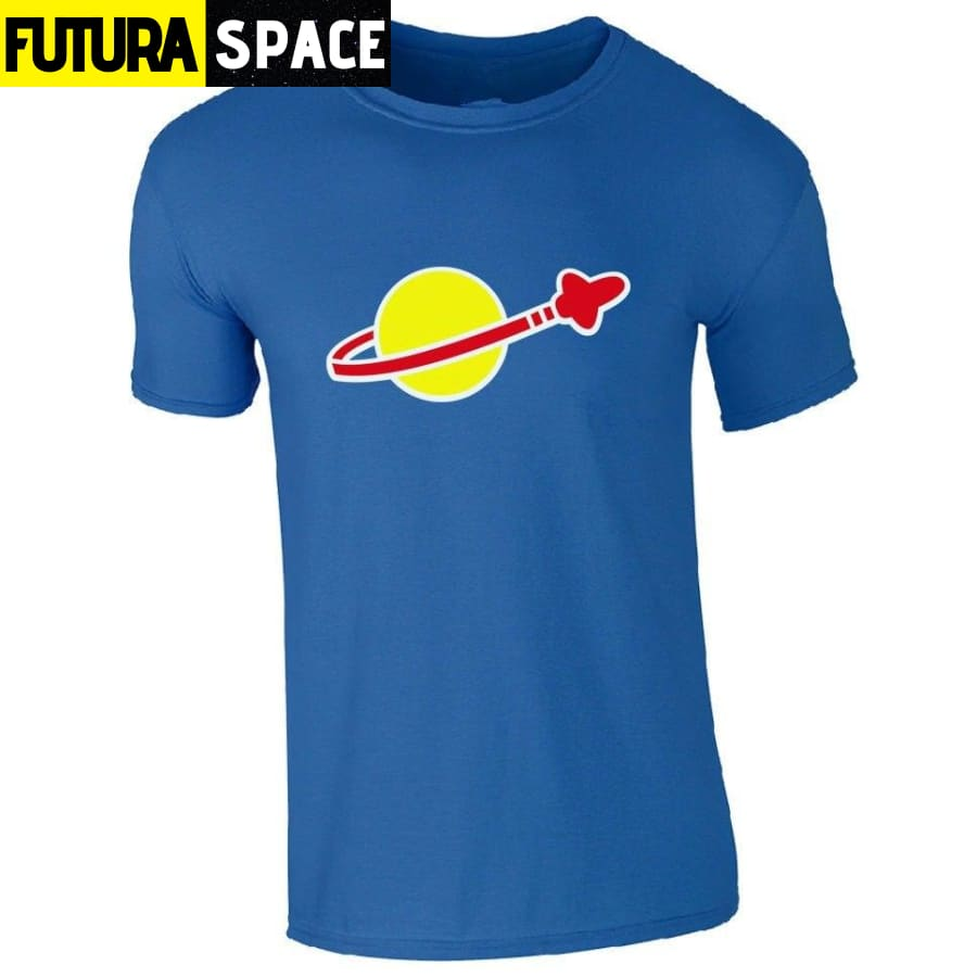 SPACE SHIRT - LEGO CLASSIC - BLUE / S - 200000783