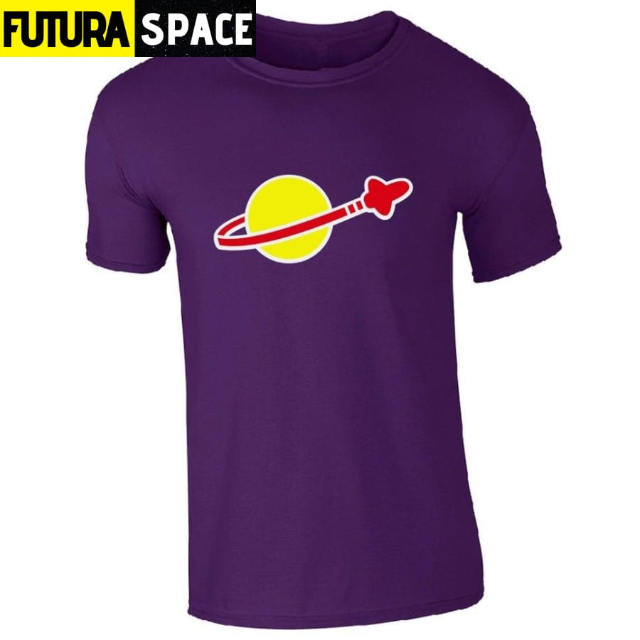 SPACE SHIRT - LEGO CLASSIC - PURPLE / S - 200000783
