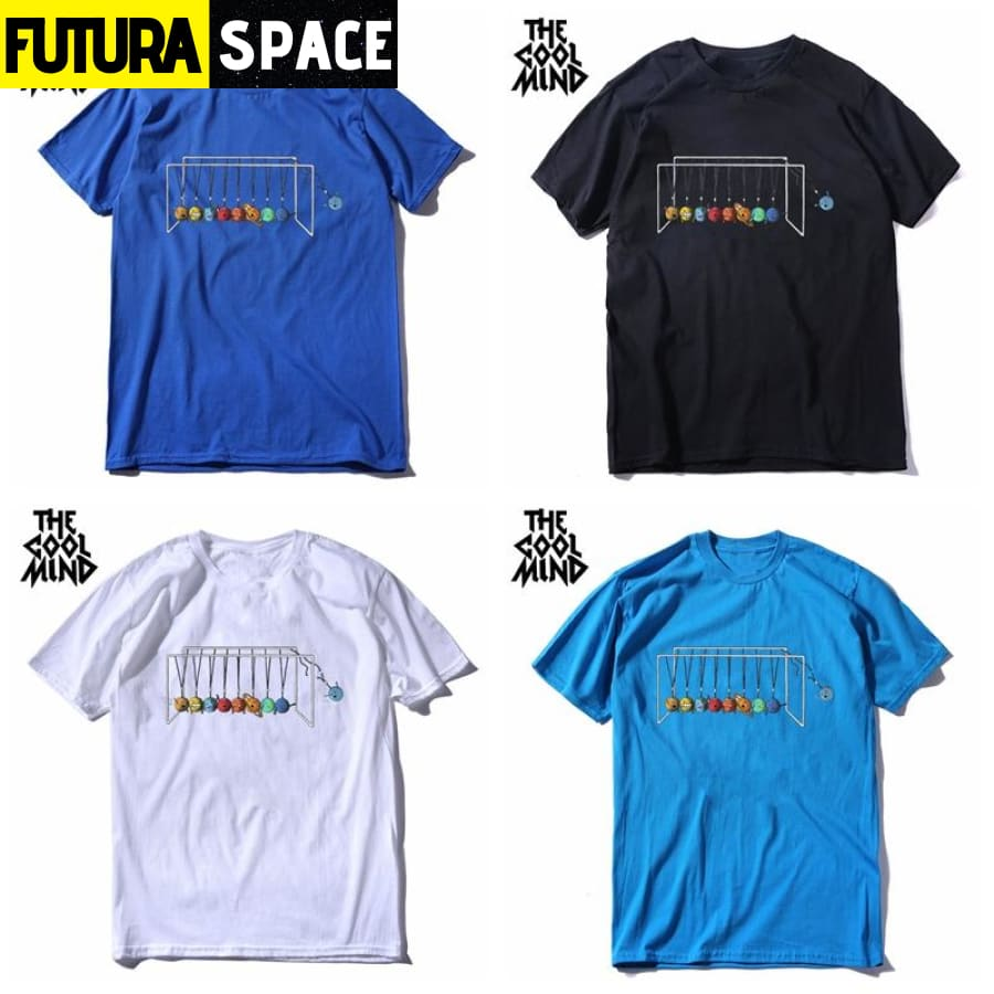 SPACE SHIRT - PLANETS WAR