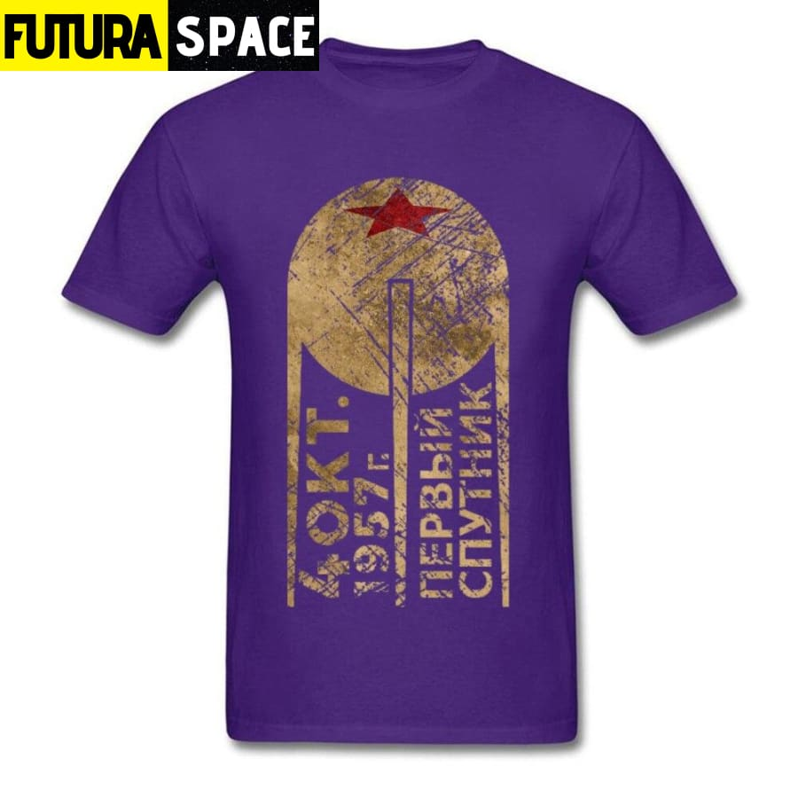 SPACE SHIRT - PROGRAM TOPS RUSSIAN
