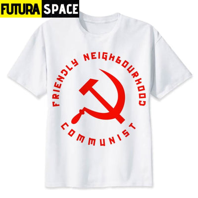 SPACE SHIRT - RUSSIAN TRAVEL - 200000783