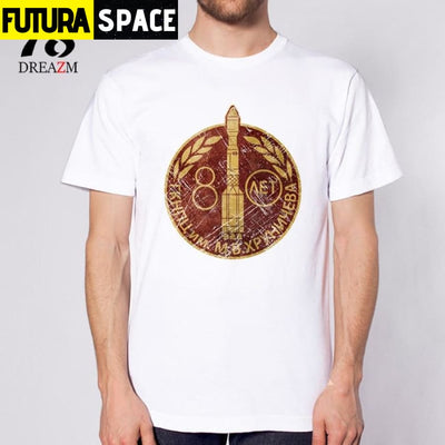 SPACE SHIRT - RUSSIAN TRAVEL - 01 / S - 200000783