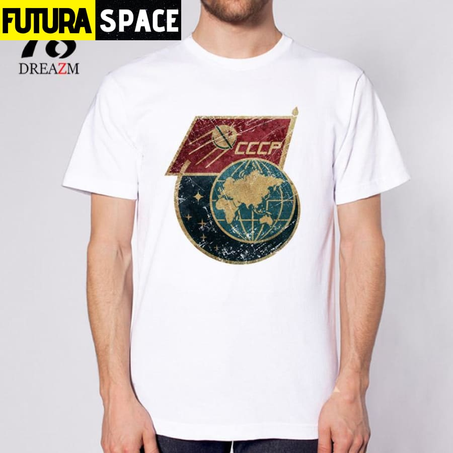 SPACE SHIRT - RUSSIAN TRAVEL