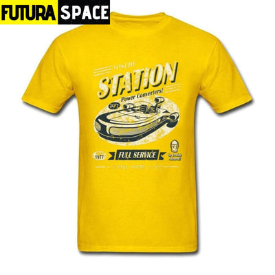 SPACE SHIRT - TOSCHE STATION - 200000783