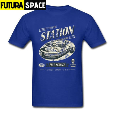 SPACE SHIRT - TOSCHE STATION - Blue / XS - 200000783