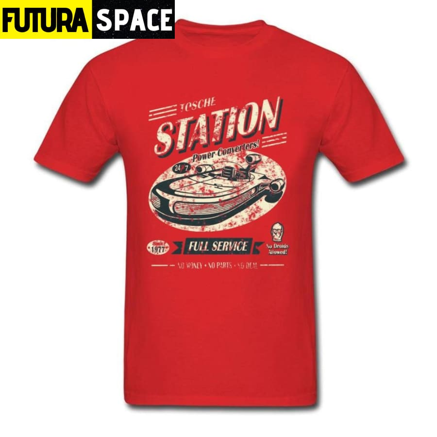SPACE SHIRT - TOSCHE STATION