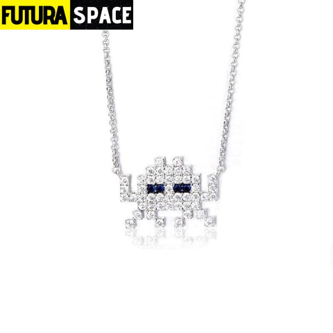 SPACE SHOOTER NECKLACE - 200000162