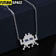 SPACE SHOOTER NECKLACE