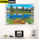 SPACE STICKERS - 3d Window - 13 ZYPA14144 - 200001461