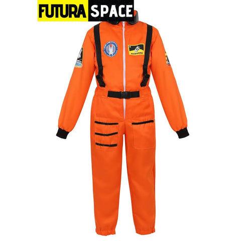 SPACE SUIT COSTUME - orange / XS / Other - 200003989