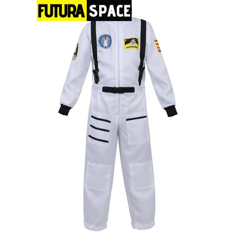 SPACE SUIT COSTUME - white / XS / Other - 200003989