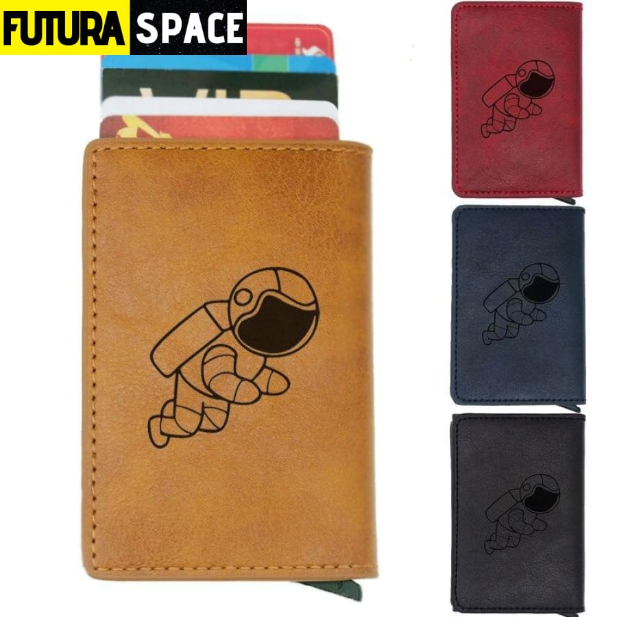 SPACE WALLET - Astronaut Design - 100001877