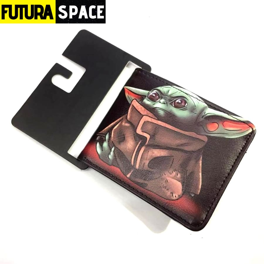 SPACE WALLET - Baby Yoda - 152405