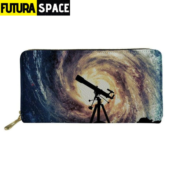SPACE WALLET - Galaxy Stars - As Picture 10 - 152405