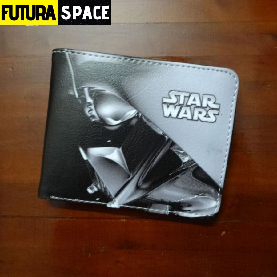 SPACE WALLET - Star Wars Movies - 152405