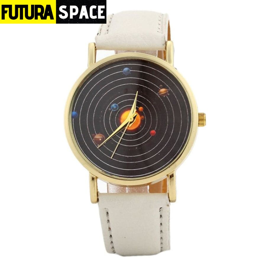 SPACE WATCH - Astronomical - White - 200363144