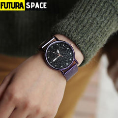 SPACE WATCH - Galaxy Analogue - 200363144