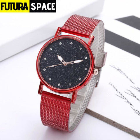 SPACE WATCH - Galaxy Analogue - 2 - 200363144