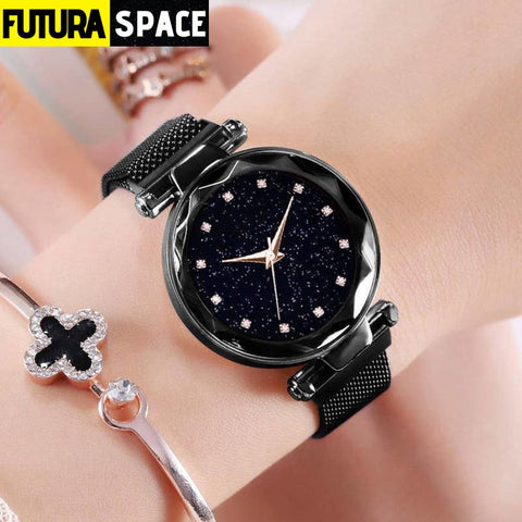 SPACE WATCH - Galaxy Dial - 200363144