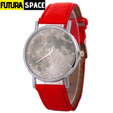 SPACE WATCH - Universe - Red - 200363144