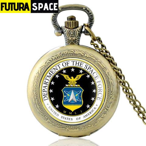 SPACE WATCH - US Space Force - Bronze - 200000126