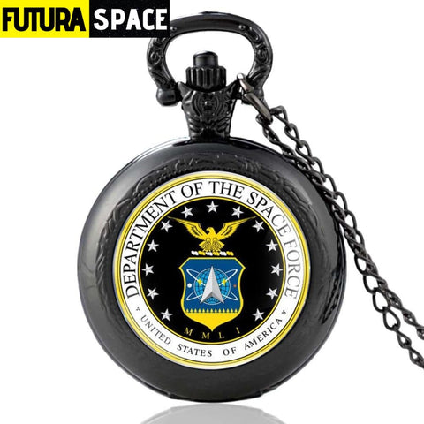 SPACE WATCH - US Space Force - 200000126