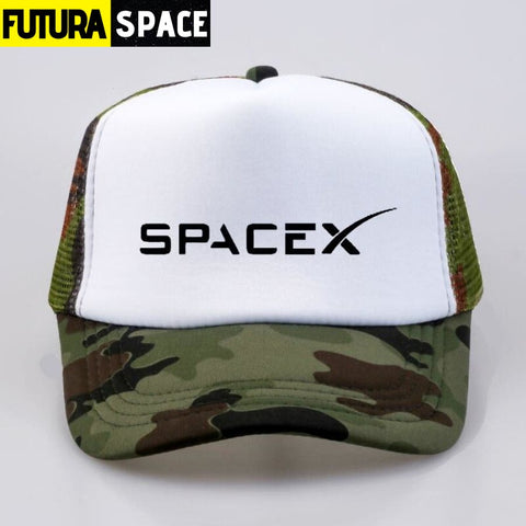 SPACE X BASEBALL CAP - Camouflage - 200000403