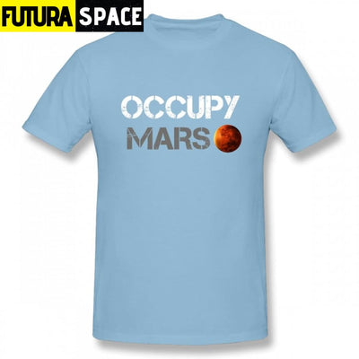 Space X T shirt - Occupy Mars - 200000783