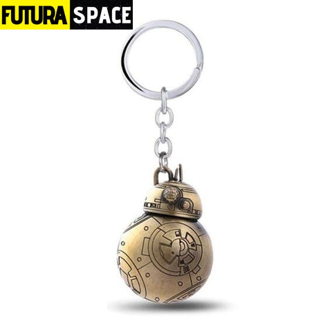 Spaceship K-2SO Falcon Keyrings - bronze 1 - 200000174