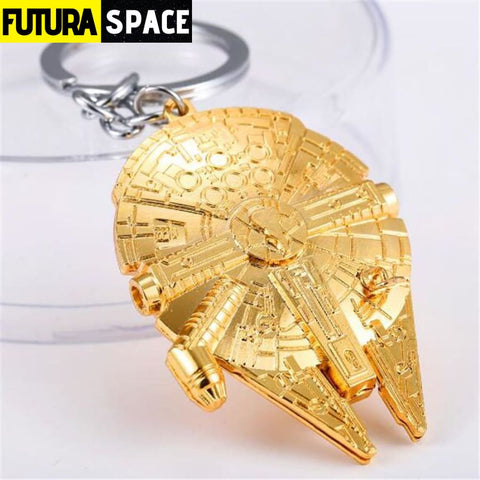 Spaceship K-2SO Falcon Keyrings - 200000174