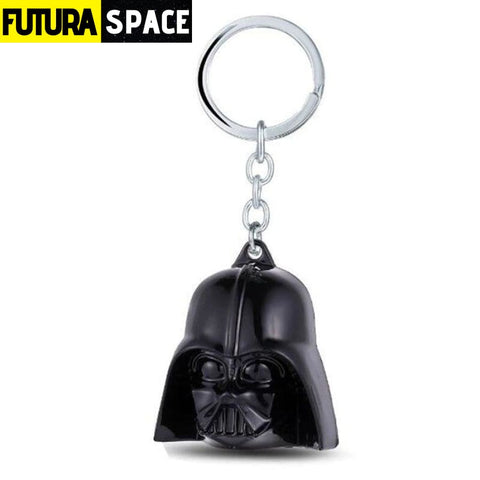 Spaceship K-2SO Falcon Keyrings - black 1 - 200000174